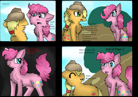 Applepie Comic .:Page two:. by Mega-Icarus