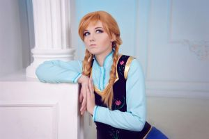 No one can tell me what a princess should be by FirehawkCosplay