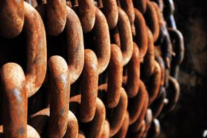 La Rochelle - Rust and Chains by KIP-K
