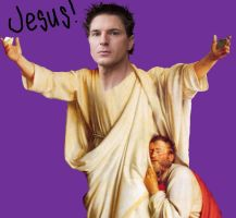 Zak Bagans he's basically Jesus by lost-soul-eater