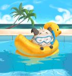 Pool Party Poro! by StratusX2