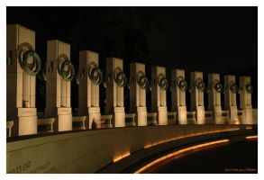 WWII Memorial 3 by MrZorro