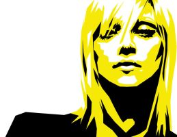 Madonna yellow by aaronu