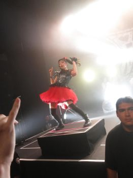 BABYMETAL 73 by iancinerate