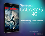 Samsung Galaxy S 4G ad by sleepOhh