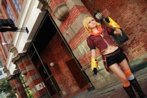 RWBY - Yang Xiao Long by Xeno-Photography