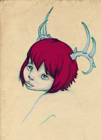 Antlers by SuspiciousHat