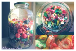 I love candies. How about you? by shiushena