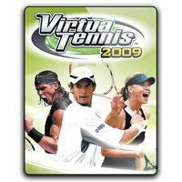 Virtua Tennis 2009 by dander2
