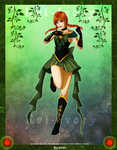 Sailor Series: Princess Anna by Kei-Ivory