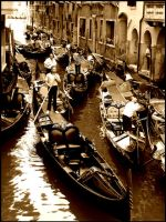Typical Venice IV by Brem