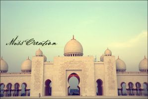 Mosque by Miss-Creation