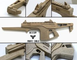 Destiny Monte Carlo (Unpainted) by Bayr-Arms