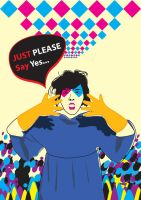 Just Please Say Yes by rainattack