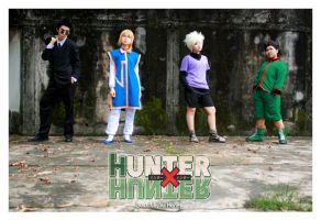 Hunter X Hunter: Looking Fine by skypegasus
