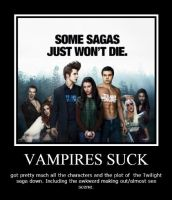 vampires suck by piratekit