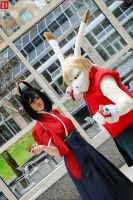 Natsuki from Summer Wars by RuffleButtCosplay