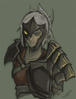 Headhunter Riven by thegadgetfishes