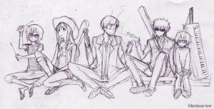 Band by demitasse-lover