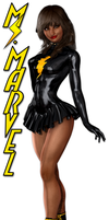 Mary Marvel? by Idelacio