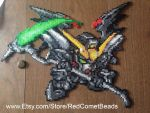 Deathscythe Hell Custom by HaleysRedComet