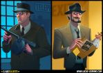 Nothing Personal III by Cowboy-Lucas