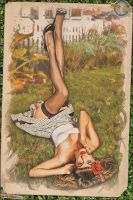 Pinups - Lazy Day Afternoon by warbirdphotographer