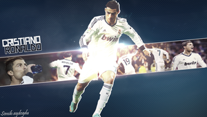 CR7 Wallpaper'13 by SemihAydogdu