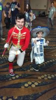 Me and Little R2 by V1EWT1FUL