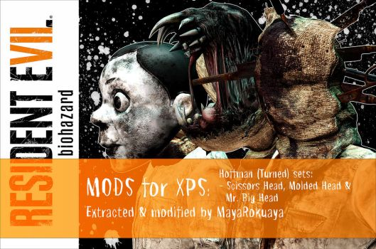 MODS for XPS: Hoffman (Turned) sets by MayaRokuaya