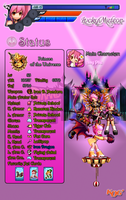 Grand Chase Customized ID: LuckyMeteor by KaiHitanji