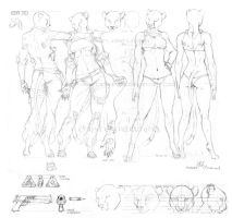 Character Sheet - Sinj by CatWarrior
