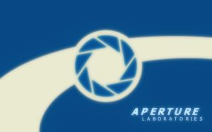 Aperture Carbon Swoosh by LordShenlong
