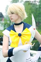 Sailor Uranus by Vaishravana