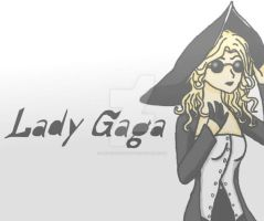 Lady Gaga - Telephone by Detective-May