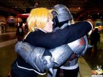 Edward and Alphonse Elric by lolabrum