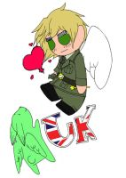 chibi britain by Pickle8Weasel92