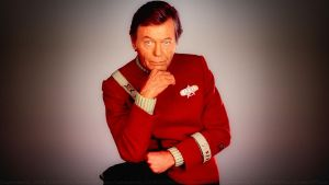 DeForest Kelley McCoy XI by Dave-Daring
