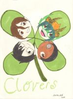 Clovers Cover by Aurora-ASB