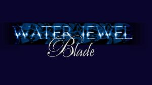 Water Jewel Blade Logo by Crezda