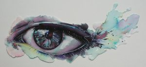 Eye by lucy-rhian