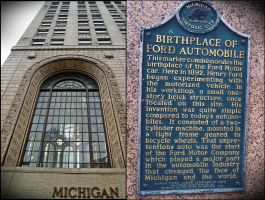 Michigan Building Ext. by GrotesqueDarling13