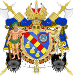 Royal Michiganian Coat of Arms by Claudius42