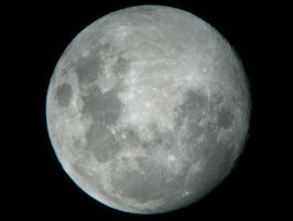 Full Moon by 1the1