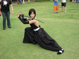 Cosplay 01- Bleach, SoiFong by sneakersthedog