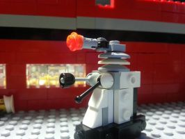 Lego dalek 2 by starwars98