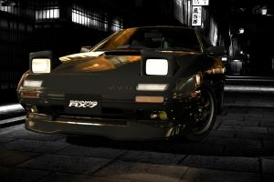 Mazda RX7 FC 7 by NightmareRacer85