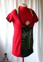 Harry Potter Gryffindor Tunic2 by smarmy-clothes