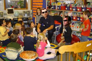 Wesker's School of Treason by mapacheanepicstory