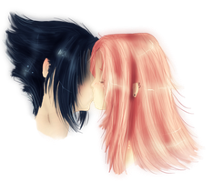 Sasusaku by CrazEmma